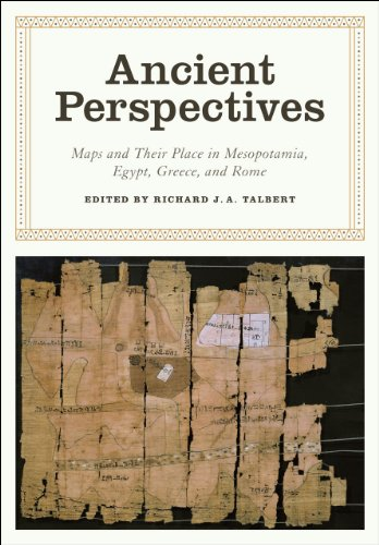 9780226789378: Ancient Perspectives: Maps and Their Place in Mesopotamia, Egypt, Greece & Rome