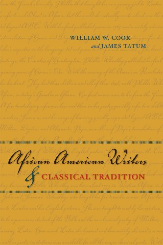 9780226789972: African American Writers and Classical Tradition