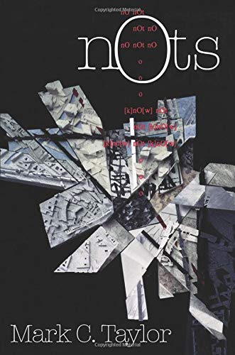 9780226791319: Nots (Religion and Postmodernism)