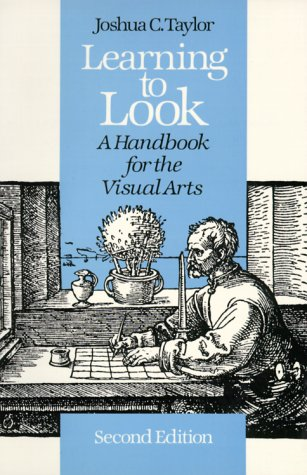 9780226791548: Learning to Look: A Handbook for the Visual Arts (Phoenix Books)