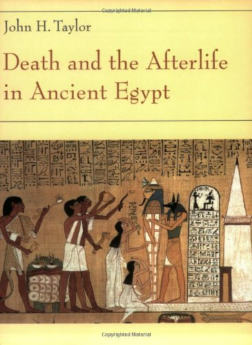 9780226791647: Death and the Afterlife in Ancient Egypt