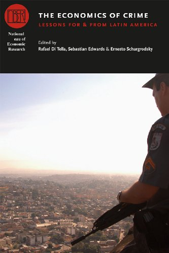 9780226791852: The Economics of Crime: Lessons For and From Latin America (National Bureau of Economic Research Conference Report)