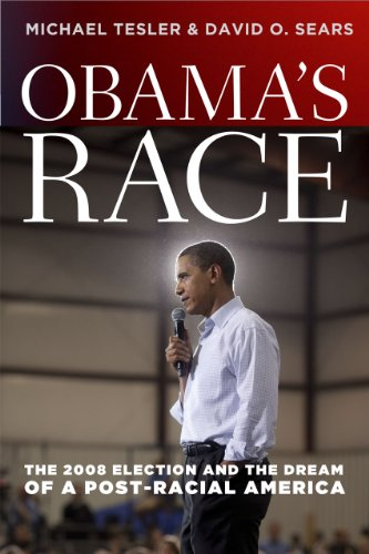 9780226793832: Obama's Race: The 2008 Election and the Dream of a Post-Racial America (Chicago Studies in American Politics)