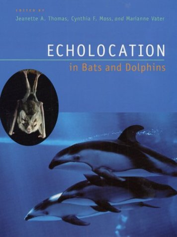 9780226795997: Echolocation in Bats and Dolphins