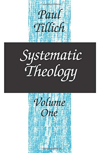 paul tillich's theological method of correlation This is the first part of paul tillich's three-volume systematic theology, one of the most profound statements of the christian message ever composed and the.