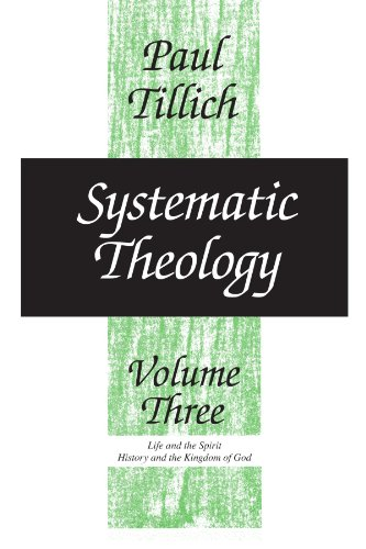 9780226803395: Systematic Theology, vol. 3: Life and the Spirit: History and the Kingdom of God