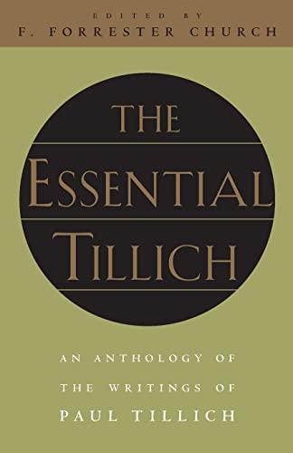 9780226803432: The Essential Tillich
