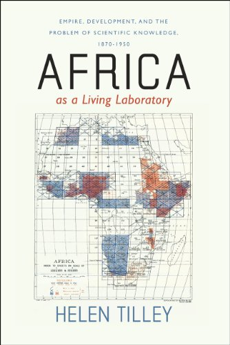 9780226803470: Africa as a Living Laboratory – Empire, Development and the Problem of Scientific Knowledge, 1870–1950