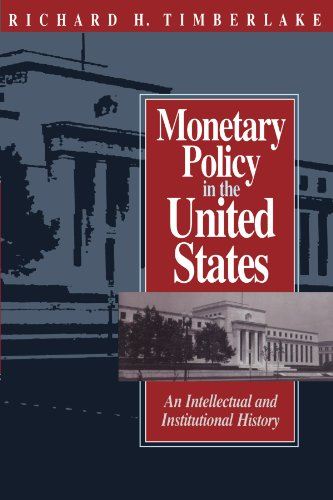 9780226803845: Monetary Policy in the United States: An Intellectual and Institutional History
