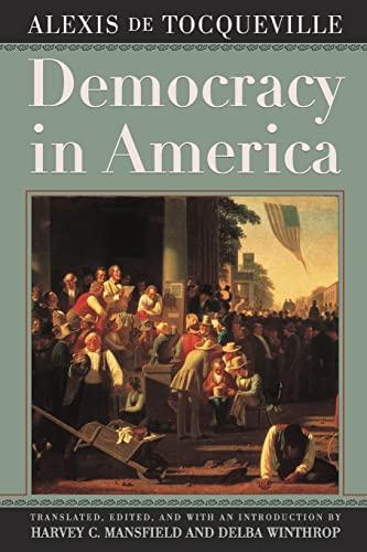 9780226805368: Democracy in America