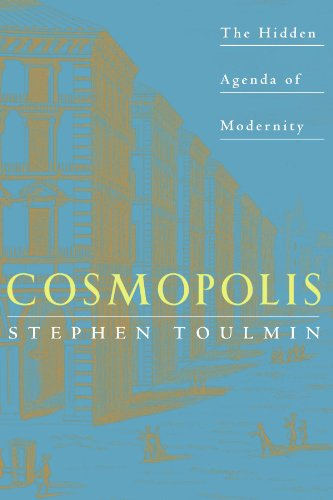 9780226808383: Cosmopolis: The Hidden Agenda of Modernity