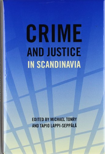 9780226808826: Crime and Justice, Volume 40: Crime and Justice in Scandanavia