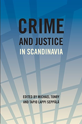 9780226808833: Crime and Justice in Scandinavia