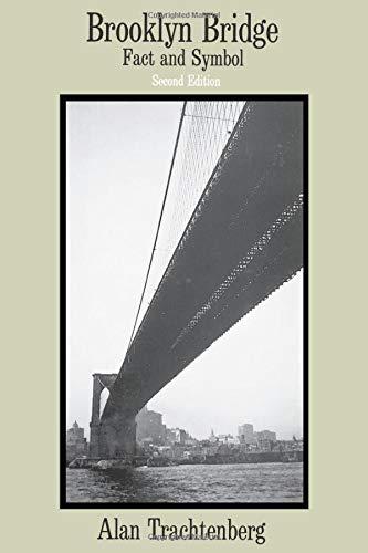 9780226811154: Brooklyn Bridge: Fact and Symbol (Phoenix Book; P828)