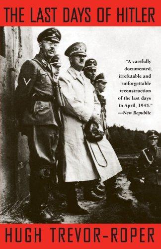 9780226812243: The Last Days of Hitler