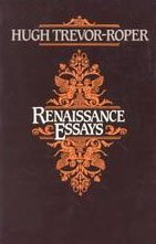 9780226812250: Renaissance Essays (Cloth): 1400-1620