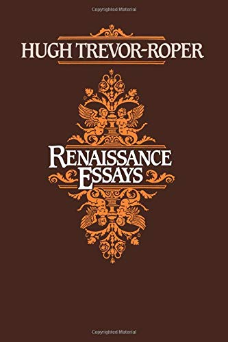 9780226812274: Renaissance Essays