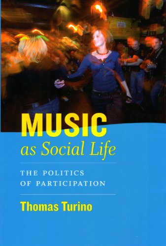 9780226816982: Music as Social Life: The Politics of Participation