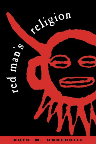 9780226841670: Red Man's Religion: Beliefs and Practices of the Indians North of Mexico