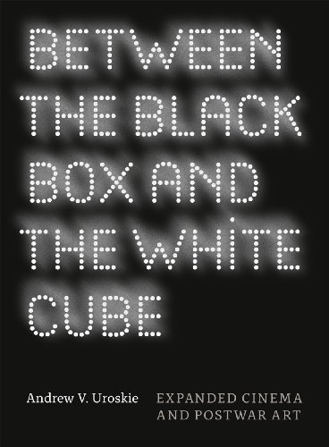 9780226842998: Between the Black Box and the White Cube: Expanded Cinema and Postwar Art