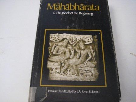 9780226846484: Mahabharata Book 1: The Book of the Beginning