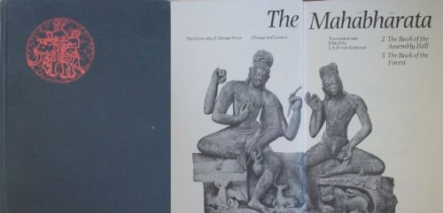 The Mahabharata: 2. The Book of the Assembly Hall, 3. The Book of the Forest: Buitenen, J.A.B. van