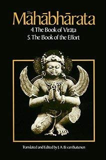9780226846507: The Mahabharata: Book 3: Book of Virata, Book 5: Book of the Effort.: 003