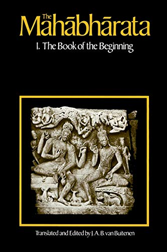 9780226846637: The Mahabharata: The Book of the Beginning