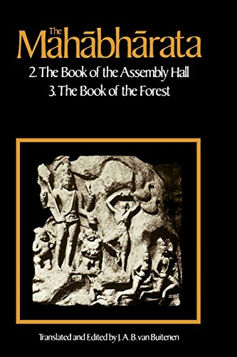 9780226846644: The Mahabharata: Part 2-The Book of the Assembly Hall and Part 3-The Book of the Forest
