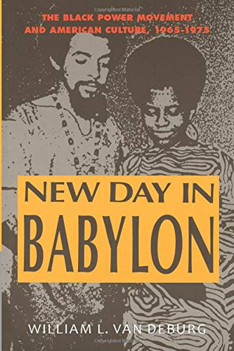 9780226847153: New Day in Babylon: The Black Power Movement and American Culture, 1965-1975