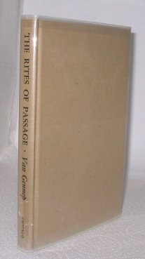 9780226848488: The Rites of Passage. Edition: Reprint [Hardcover] by Arnold Van Gennep