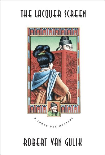 9780226848679: The Lacquer Screen: A Chinese Detective Story