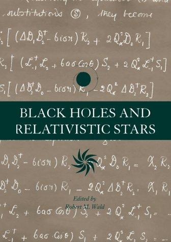9780226870342: Black Holes and Relativistic Stars