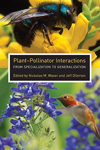 9780226874005: Plant-Pollinator Interactions: From Specialization to Generalization