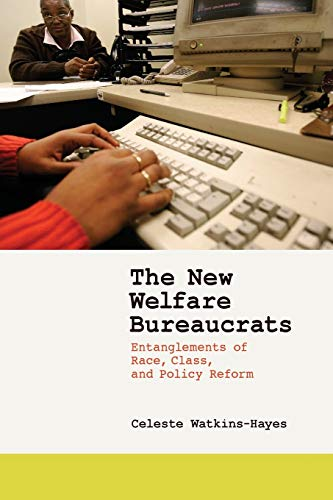 9780226874920: The New Welfare Bureaucrats - Entanglements of Race, Class and Policy Reform