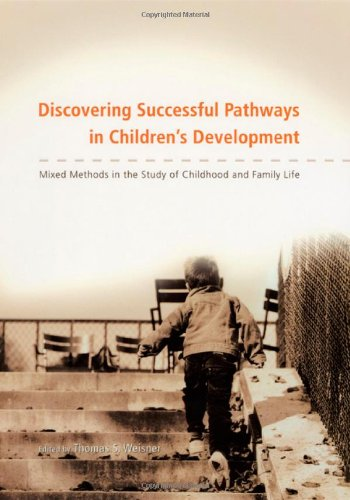 9780226886640: Discovering Successful Pathways in Children's Development: Mixed Methods in the Study of Childhood and Family Life (The John D. and Catherine T. MacArthur Foundation Series on Mental Health and De)