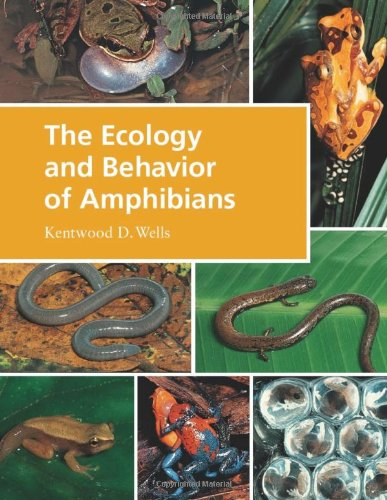 9780226893341: The Ecology and Behavior of Amphibians