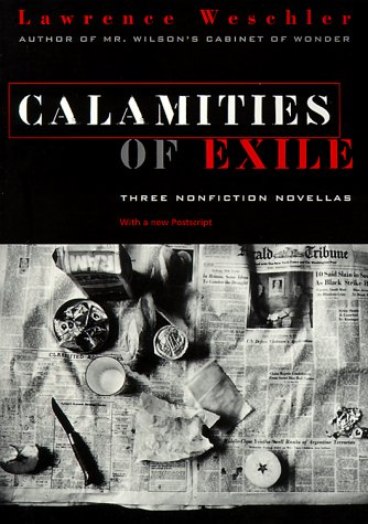 9780226893921: Calamities of Exile