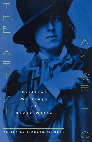 9780226897646: The Artist as Critic: Critical Writings of Oscar Wilde