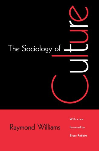9780226899213: The Sociology of Culture