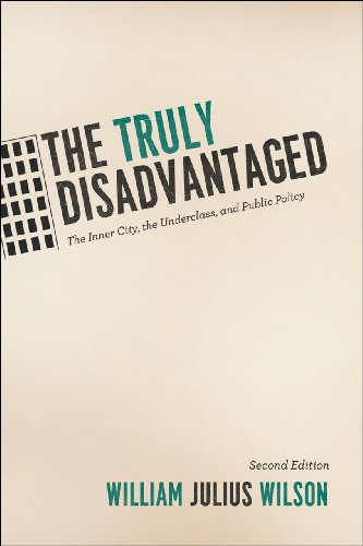 9780226901268: The Truly Disadvantaged - The Inner City, the Underclass and Public Policy 2e