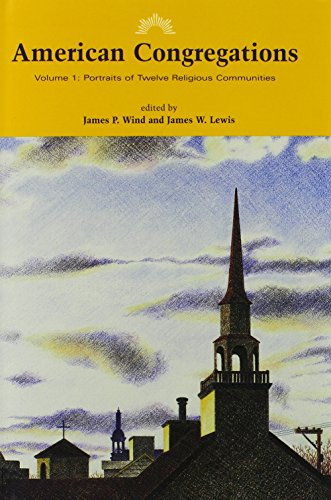 9780226901862: American Congregations, Volume 1: Portraits of Twelve Religious Communities