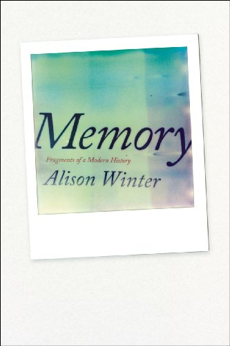 9780226902586: Memory: Fragments of a Modern History