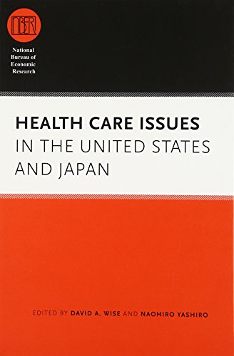 9780226902920: Health Care Issues in the United States and Japan (National Bureau of Economic Research Conference Report)