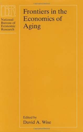 9780226903040: Frontiers in the Economics of Aging (National Bureau of Economic Research Project Report)