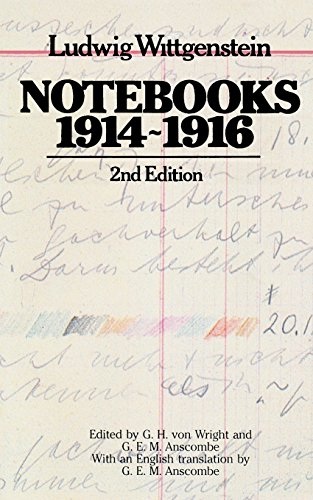9780226904474: Notebooks, 1914-1916
