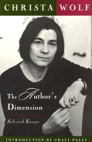 9780226904948: The Author's Dimension: Selected Essays