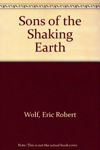 9780226904993: Sons of the Shaking Earth