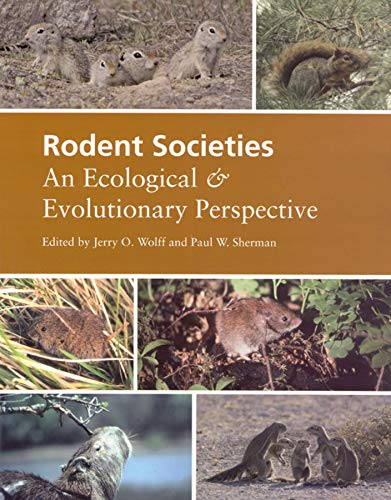 9780226905372: Rodent Societies: An Ecological and Evolutionary Perspective