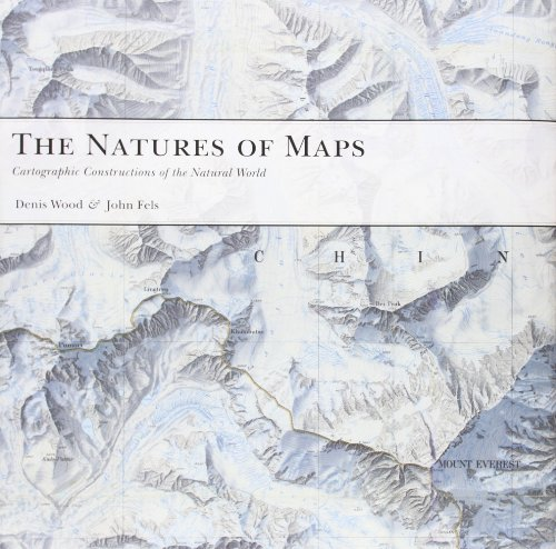 9780226906041: The Natures of Maps: Cartographic Constructions of the Natural World